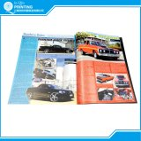 High Quality A4 Glossy Magazine Printing
