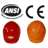 PE Safety Working Construction Helmet with ANSI, CE (JMC-323D)