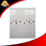 Wholesale Four Door Kd Structure Used Chinese Dressing Wardrobe