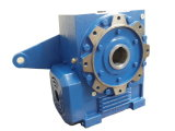 Planer Double Enveloping Worm Gearbox with Torque Arm