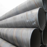 SSAW Spiral Steel Pipe for Fluid Transportation