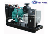 3 Phase Water Cooled Silent Rate 300kw Cummins Diesel Generator
