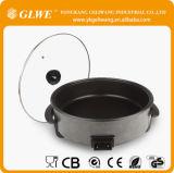 42* 7cm Depth Electric Fonction Non-Stick Round Pizza Pan 1500W CE/GS Online China