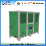 20HP Water Cooled Industrial Chiller for Plastic Injection Industry-Green Housing