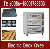 Bread Baking Deck Oven/Electric Bread Oven Price