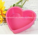 Silicone Gel Heart Shape Cake Mold (SE-298)