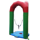 Inflatable Bungee Trampoline with High Power Blower