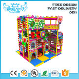 Factory colorful Soft Cheap Indoor Playground Equipment