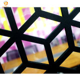 Carved Screen Sound Absorption Material Polyester Fiber Decorative Acoustic Panels