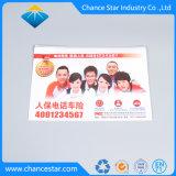 Custom Printed PP Plastic File Folder with Zipper