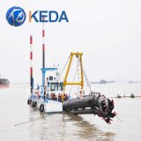 Cutter Suction Sand Dredger Machine Ship Price with CCS Certificate