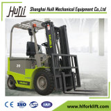 Huili Brand Capacity 2 Ton Electric Forklift Ce ISO