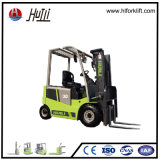 Full Free 3 Stage Mast Electric Forklift 3 Ton