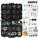 246PCS Sea/Rock Fishing Accessories for Lure Fishing Tools