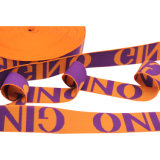 Custom Woven Elastic Band New Jacquard Webbing Nylon Tape with Custom Logo for Bags and Underwear Manufacturer