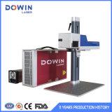 Cheap Desktop Small 20W 30W Fiber Laser Marking Machine Plastic Marking Machine for Sale