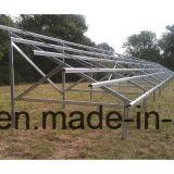 Hot Galvanized Solar Brackets Ground Mounting System