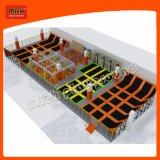 Commercial High Performance Indoor Children Fitness Trampoline