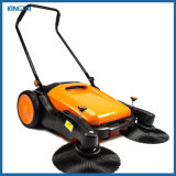 40L Unpowered Cleaning Cart Sweeper
