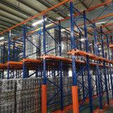 ISO Certified Heavy Duty Warehouse Storage Pallet Drive in Shelving