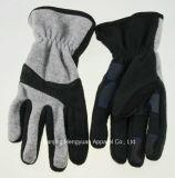 Adult Fingered Warm Gloves Ski Gloves (HY17111005)