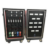 54 Channels Stage Power Supply Distribution Box with Socapex Outputs