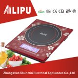 Large Plate LCD Display 2200W Induction Cooker with Speak English Function