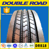 China Wholesale Double Road Brand 235/75r17.5 215/75r17.5 205/75r17.5 245/70r19.5 Transportation Steer/Trailer Radial Truck Tyr