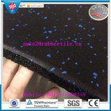 EPDM Rubber Gym Flooring Mat /Playground Rubber Flooring Tile
