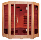 Far Infrared Sauna Steam Shower Room for 3-4 Person
