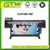 High Speed Large Format Mimaki Cjv150-130 Solvent Printer/Cutter