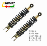 Ww-6290 Motorcycle Parts Iron Shock Absorber for Nh-100