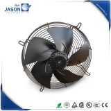 230 Voltage 6 Poles 1300 Cfm External Rotor Large Axial Fan with Metal Grill
