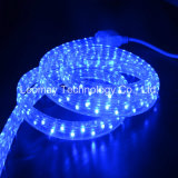 3 Wire Flat Changing Color LED Rope Light with Ce