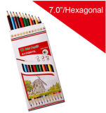 Mini Color Pencil 12 Colors Paper Box Packing
