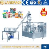 Automatic Back Sealing Bag with Screw Rod Feeding Powder Given Bag Packing Machine