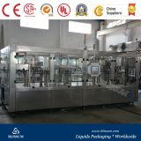 Turnkey Still Water Bottling Packaging Line Water Filler