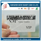 Hot Sell PVC Plastic Transparent Business Card