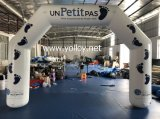 Portable Custom Inflatable Advertising Arch Inflatable Event Archway