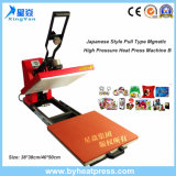Slide-out Magnetic High Pressure Heat Transfer Machine