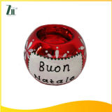 Christmas Gifts Mini Glass Candle Holder for Sale