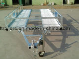 Hot DIP Galvanized Golf Cart Trailer (TR0104)