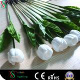 Wedding Decoration Wholesale colorful LED Artificial Flower Light