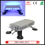 Emergency LED Mini Lightbars with Brackets & Magnets (TBG-506L-2C4)