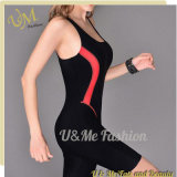 New Design Swim Suit Womens Knee Length One Piece Swimsuit