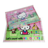 New Design Good Promotion Wholesale Plastic Placemats Printed Baby Placemat