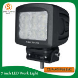 7inch Waterproof 90W LED Driving Light LED Lighting off Road Driving Truck Car Jeep Auto