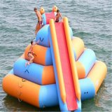 Inflatable Floating Platform Climbing Water Slide Giant Inflatable Water Toys