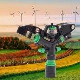 360 Degree Agricultural Irrigation Plastic Impact Plastic Water Impulse Sprinkler