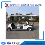 Ce 6 Seaters 3kw Golf Course Electric Cart with Roof